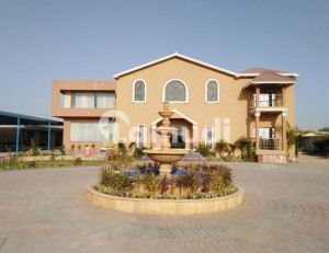 Al- Warda Green Valey Lush Green Farm House Is Available For Rent