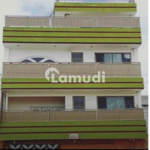 Magnificent 3 Storey House For Rent Near Ayub Medical ComplexBest for Med Students