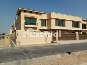 Corner West Open On Most Prime Location Brigadier House Available For Sale In Askari 5 Malir Cantt Karachi