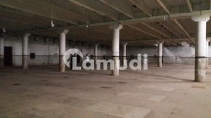 Factory Warehouse With 210000 Sq Ft Covered 200 Kva Electricity Connection For Sale