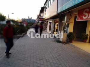 Ground Floor Shop Is Available For Rent In F7 Markaz