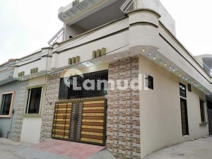 Brand New 5 Marla Luxurious Corner House Available For Sale In Adiala Road