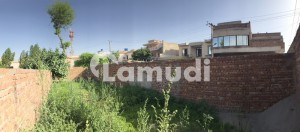4 Marla Commercial Plot For Rent On Ghous-e-azam Road - Ideal Place For Sanitory Welding Woodwork Etc Busibesses