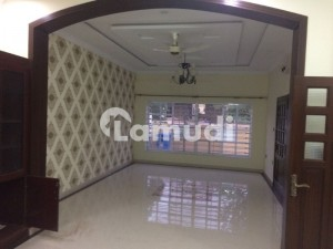 Bahria Enclave Sector A 11 Marla Brand New House Available For Rent With Separate Servant Outclass beautiful House
