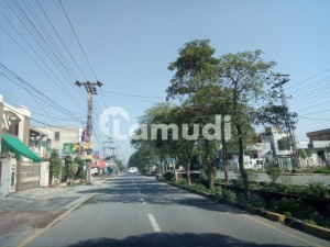 1 Kanal 60 Feet Road Ideal Location For Semi Commercial Useful Plot For Sale
