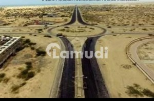 3.5 Acres Land At Main Jinnah Avenue With 1 Acre Jinnah Rd Front