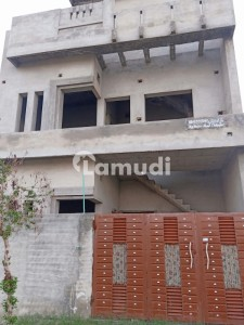 5 Marla House For Sale At Citi Housing Grey Structure