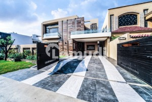 Approach From Main Road 1 Kanal Modern Bungalow For Sale At Low Price