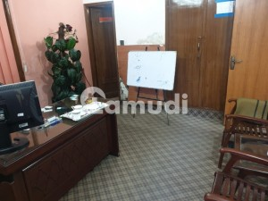 3 Sided Corner Single Storey House For Sale In G-10/1 Near Islamabad High Court