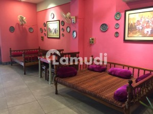 Fully Furnished Restaurant In Bahria Phase 7 Spring North No1 Food Street Of Bahria Town