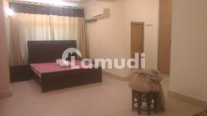 Fully Furnished Room For Rent In 1 Kanal House In F 7