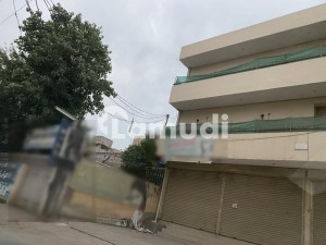 Triple Storey Commercial Plaza For Sale Main Zakriya  Town Near To Chase Up