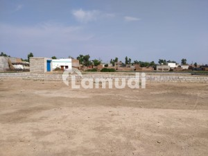 53 Marla Plot For Sale Main Kushab Sargodha Road Dhrema