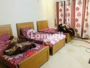Furnished Room  Is Available For Rent