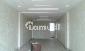 Double Side Open Shop Is Available For Rent In Blue Area Islamabad