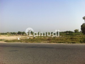 Urgent 25 Kanal Commercial Land Ideal Location For Sale - Near Fazaia Interchange Motorway M4 And Kashmir Sugar Mil Shorkot Cantt Road