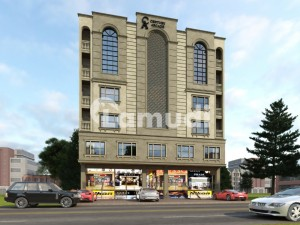 Third Floor Offices + Studio Apartment  Is Available For Sale