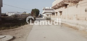 A Residential Plot For Sale In Ghullam Hyder Shah Colony