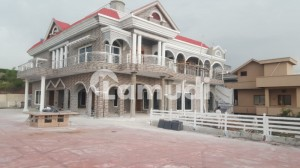 Brand New 4 Kanal House Available For Rent At Very Ideal Location Reasonable Demand