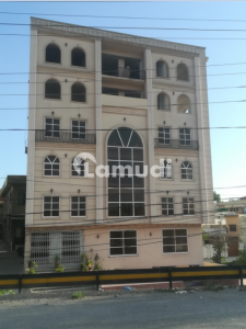 Commercial Plaza For Sale Main Gt Road Opposite Ayub Park