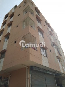 4nd Floor Flat Is Available For Sale