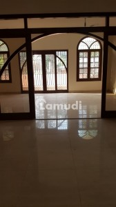 600 Yard Brand New Bungalow Is Available For Rent