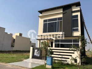 Most Beautiful And Designer 5 Marla House For Sale In Dha 9 Town