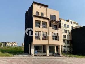 Bahria Enclave Sector A 5 Marla 30X30 Brand New Commercial Plaza Available For Sale In Extra Reasonable Demand In Main Entrance Of Bahria Enclave