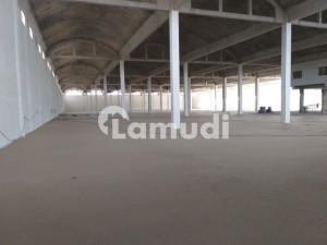 60000 Square Feet Ware House Available For Rent In Islamabad