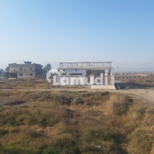 Good Location Corner Plot For Investment And Residential Purposes In New University Model Town