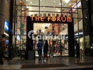 The Forum Mall Clifton Karachi 1st Floor Shop For Sale