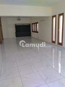 Brand New 1000 Sq Yards  Bungalow For Rent For It Call Center  Office Use At Kda Scheme 1