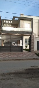 7 Marla Double Storey Lush Condition House For Sale
