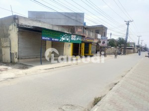 Commercial Plot Main Road Near Link Road Model Town