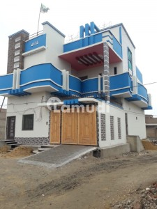 Corner Bungalow Is Available For Sale In Al Mahdi Colony Larkana