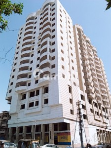 Chandni Residency Under Construction Building Flat Is Up For Sale On University Road