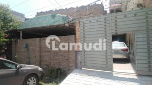 A Nicely Build 25 Marla Commercial Building Is Available For Rent In Main Warsak Road Abshar Colony Canal Road Peshawar