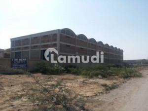 Warehouse Available On Rent Excellent  Locations  Korangi Industrial Area