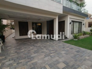 1 Kanal Brand New Fully Furnished Bungalow For Sale In Dha Phase 4