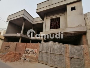 Under Construction Double Storey House For Sale In Rasoolabad Colony