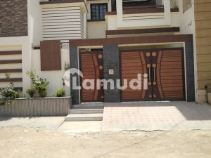 1800 Feet Double Storey Bungalow For Sale in Isra Village Hala Naka Bypass Hyderabad