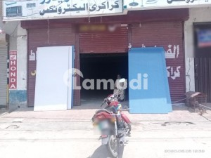 5 Marla Vip Commercial Shop For Rent On Main Arif Road Near Allied Bank