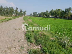 4 Kanal Plot For Farm House Is Available For Sale On Bedian Road