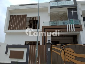 Corner Beautiful Brand New House For Sale At Reasonable Price