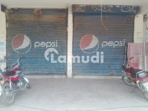 Shop For Sale On Ground Floor In Moon Market Allama Iqbal Town