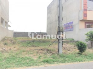 10 Marla Residential Plot For Sale Plot# 250 Canal View Sector 3 Canal View