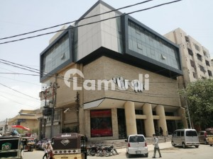 Office Is Available For Sale On Booking On Main Shaheed E Millat Road Near Hill Park Hospital