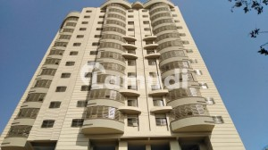 Chandni Residency Ready To Move Flat Is Up For Sale In Bahadurabad Near  University Road