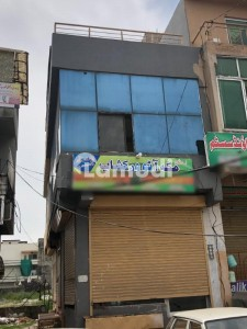 Mini Commercial Plaza For Rent On Main Bahria Town Road