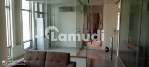 Furnished Office 1000 Square Feet For Rent